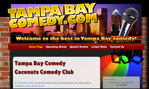 Tampa Bay Comedy