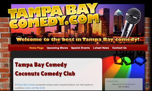 Tampa Bay Comedy